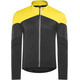 Mavic Cosmic Pro Wind Jersey Longsleeve Men Yellow Mavic